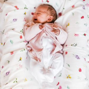 Meadow Spray - Bamboo Organic GOT's Cotton Muslin Swaddle Blanket