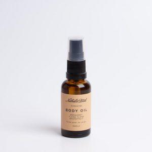 sunshine body oil
