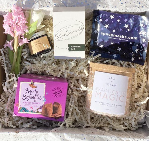 Pamper Hamper Gift Box