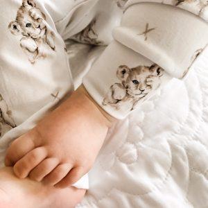 Lion Cub Leggings