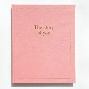 The Story of you record book